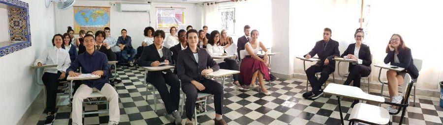 Julgamento de Capitu - 2°ano do Ensino Médio