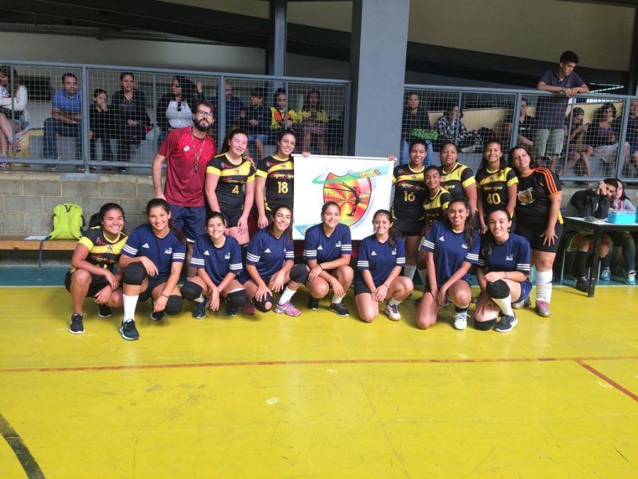 Torneio de Vôlei em Nogueira