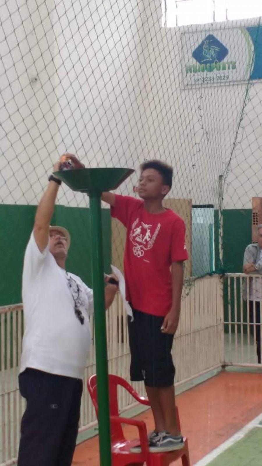 Torneio Esportivo - Abertura